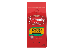 12 oz. Ground Decaf Coffee and Chicory