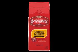 12 oz. Ground Coffee and Chicory