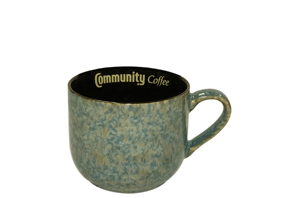 16 oz. Reactive Teal Mug