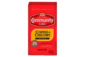 16 oz. Ground Coffee and Chicory