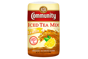 24 oz. Lemon and Sugar Tea Mix