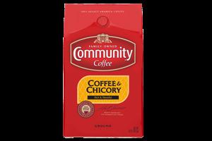 32 oz. Ground Coffee and Chicory