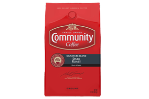32 oz. Ground Signature Blend Dark Roast