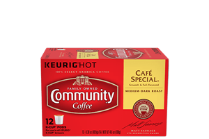 Cafe Special K-Cup Pods 12 count