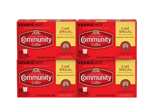 Cafe Special K-Cup Pods 48 count