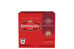Colombia Altura Coffee Pods 18 Count