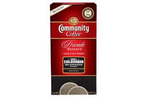 Colombia Dark Decaf One Cup Pods 18 count