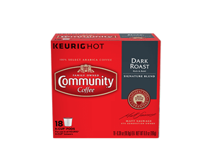 Dark Roast K-Cup Pods 18 count