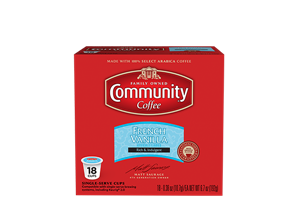 French Vanilla Coffee Pods 18 count
