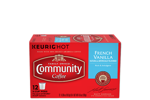 French Vanilla K-Cup Pods 12 count