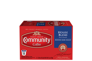 House Blend Coffee Pods 12 count