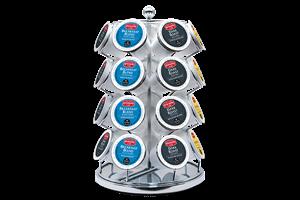 Single Serve Coffee Carousel