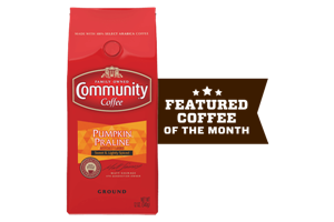 Coffee of the Month (Pumpkin Praline)