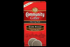 One Cup Pods 18 Count Dark Roast