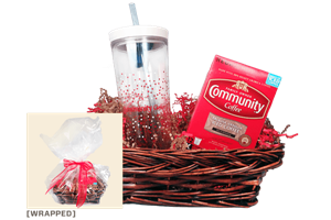 Iced Coffee Gift Set