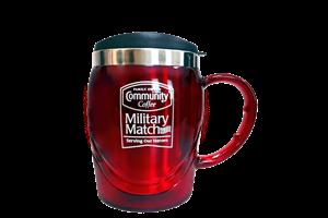 Military Match Mug