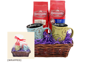 Spring Basket 12 oz
