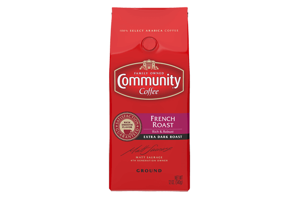 12 oz. Ground French Roast Coffee