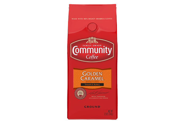 12 oz. Ground Golden Caramel Coffee