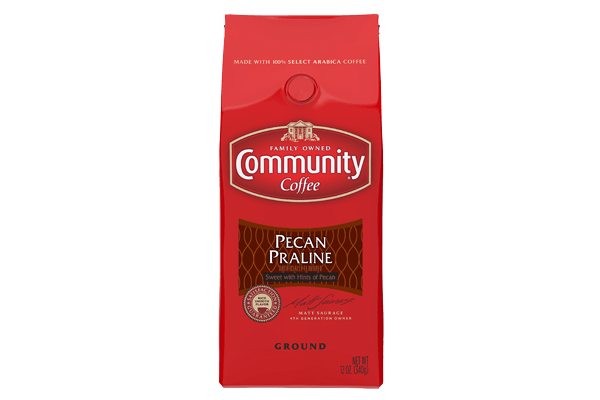 12 oz. Ground Pecan Praline Coffee