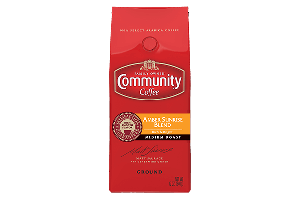 12 oz. Ground Amber Sunrise™ Blend Coffee