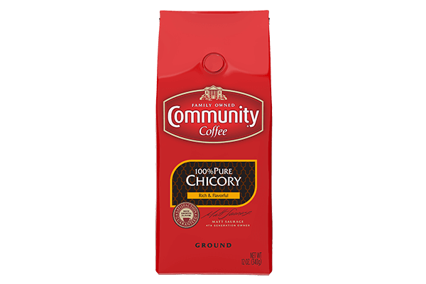 12 oz. Ground Pure Chicory