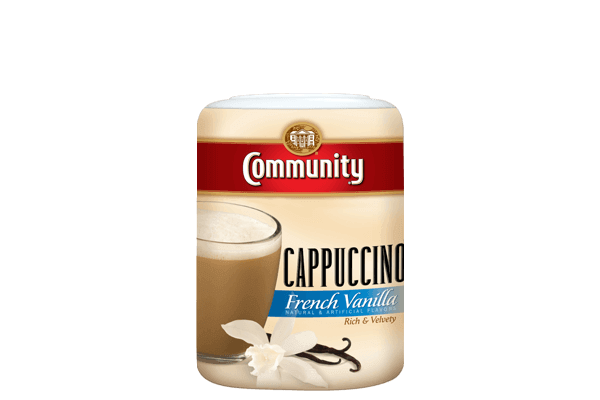 15 oz. French Vanilla Cappuccino