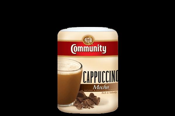15 oz. Mocha Cappuccino