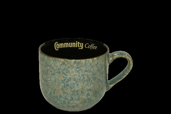 16 oz. Reactive Teal Mug