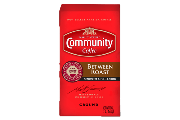 16 oz. Ground Between Roast