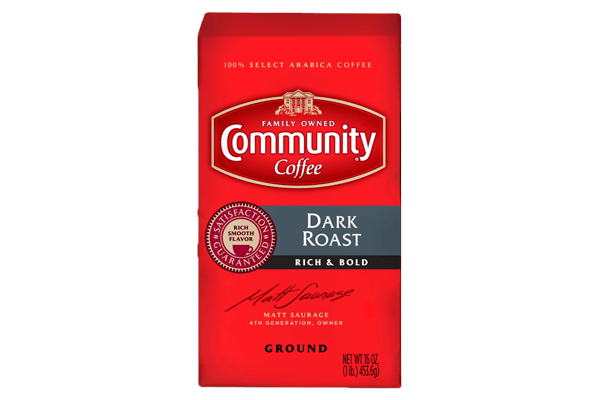 16 oz. Ground Dark Roast Coffee