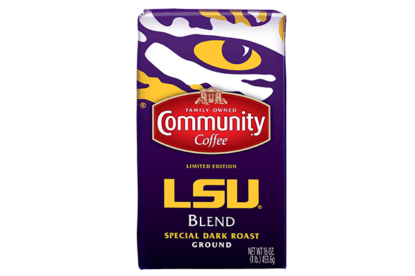 16 oz. Ground LSU Blend