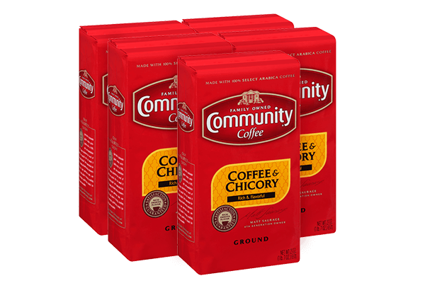 23 oz. Ground Coffee and Chicory (Pack of 5)