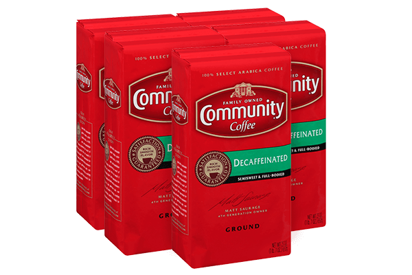 23 oz. Ground Decaf Coffee(Pack of 5)