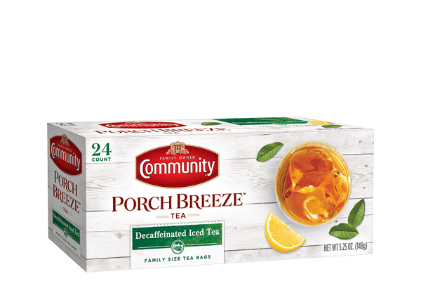Porch Breeze™ Decaf Iced Tea Bags, 24 ct.
