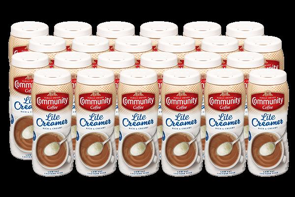 11 oz. Non Dairy Lite Creamer (Pack of 24)
