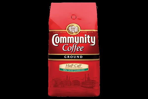 32 oz. Ground Half Caff