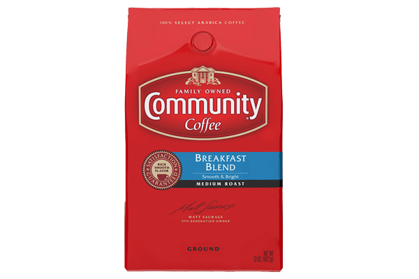 32 oz. Ground Breakfast Blend Coffee