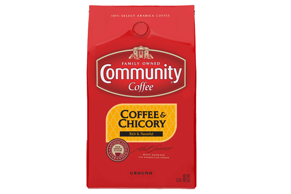 32 oz. Ground Coffee and Chicory