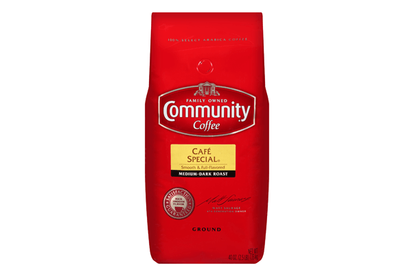 40 oz. Ground Cafe Special Coffee