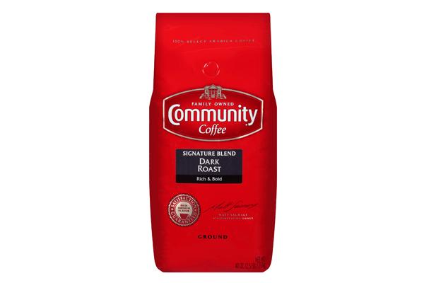 40 oz. Ground Signature Blend Dark Roast Coffee
