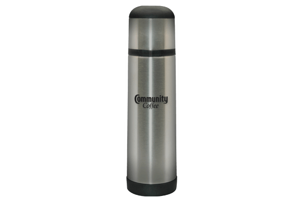 community coffee community coffee branded thermos