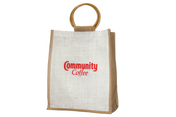 Community Coffee Tote