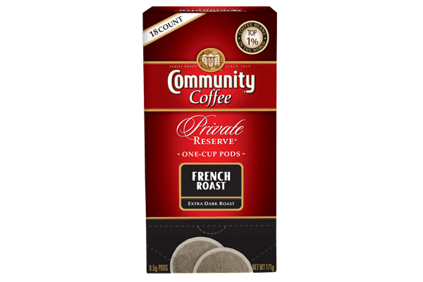 One Cup Pods 18 count French Roast