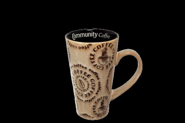 Latte Mug Beige