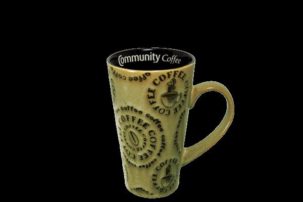 Latte Mug Green