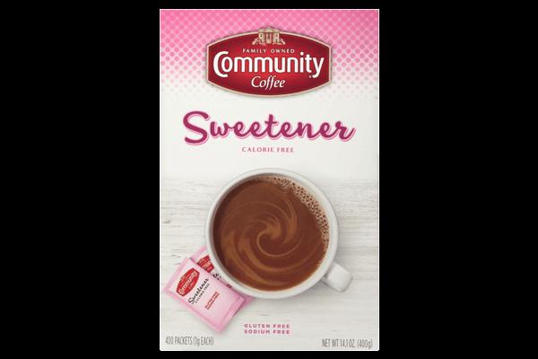 Pink Sweetener 400 Packets