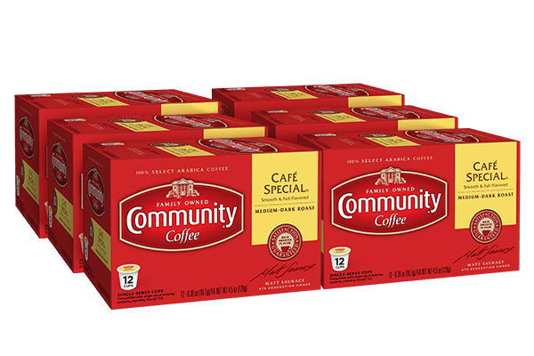 Cafe Special Coffee Pods 72 count