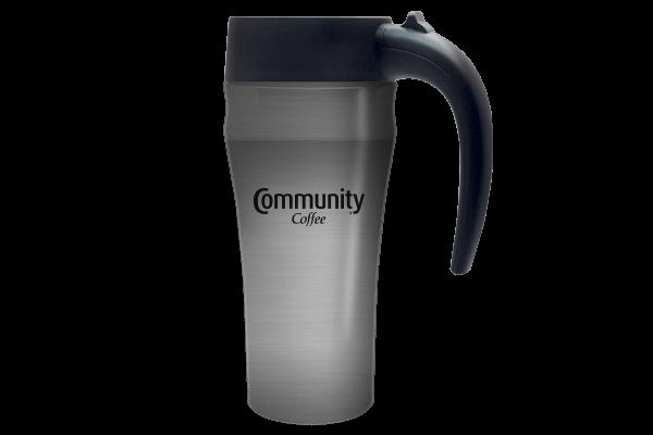 Community Coffee President's Travel Mug