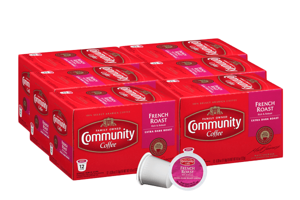 French Roast Coffee Pods 72 count